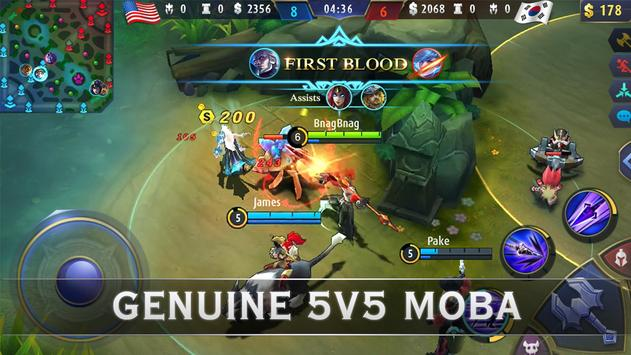 Download Mobile Legends: Bang Bang 1.4.87.5292 APK File for Android
