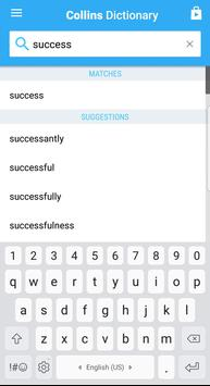 Download Collins English Dictionary 11.1.561 APK File for Android