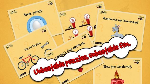 Download The Unbeatable Game: Tricky IQ Test 1.12 APK File for Android