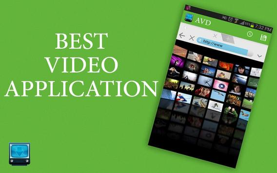 Download AVD Download Video 5.1.3 APK File for Android