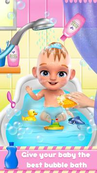 Download Sweet Newborn Baby Girl: Daycare & Babysitting Fun 1.0 APK File for Android