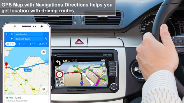 Download GPS Maps, Voice Navigation & Traffic Road Map 1.4 APK File for Android