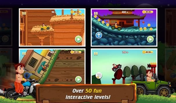 Download Chhota Bheem Speed Racing 2.23 APK File for Android