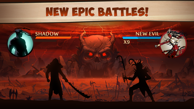 Download Shadow Fight 2 2.3.1 APK File for Android