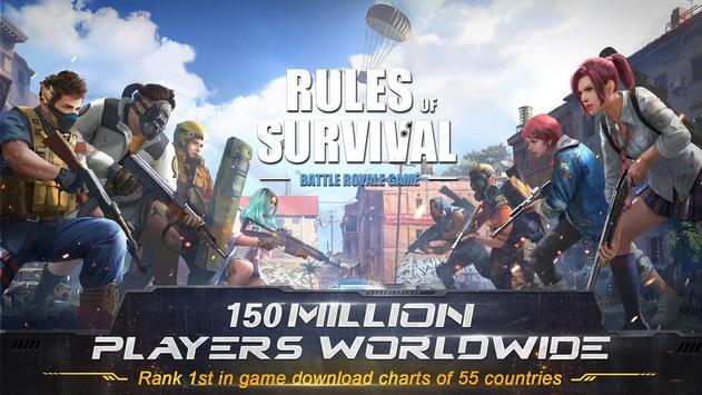 Download RULES OF SURVIVAL 1.367158.386442 APK File for Android