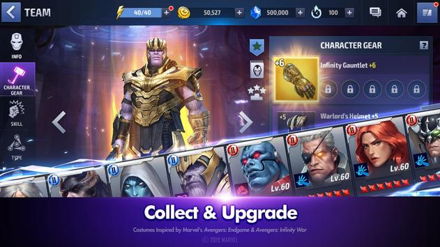 Download MARVEL Future Fight 5.7.0 APK File for Android