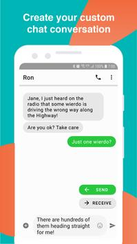 Download Fake Text Message 6.5 APK File for Android