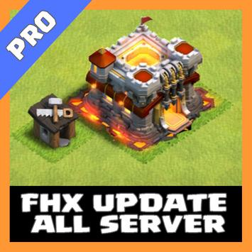 Download FHx Server COC Update 1.2 APK File for Android