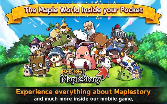 Download Pocket MapleStory 1.4.0 APK File for Android