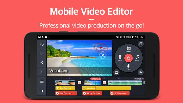 Download KineMaster 4.14.4.16740.GP APK File for Android