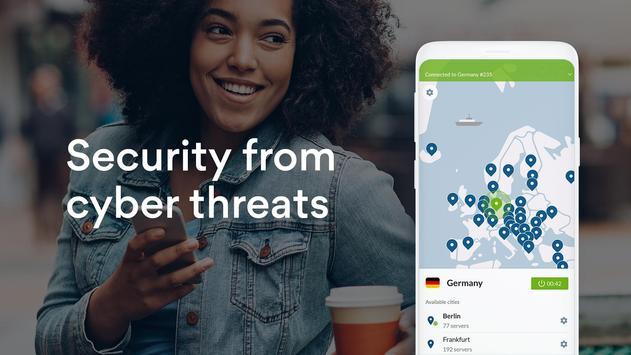 Download NordVPN Best VPN Fast, Secure & Unlimited 4.11.5 APK File for Android
