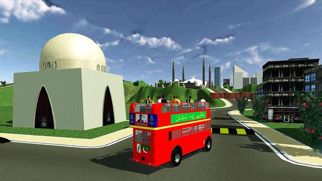 Download Imran Khan Election Bus Game 2018 1.0 APK File for Android
