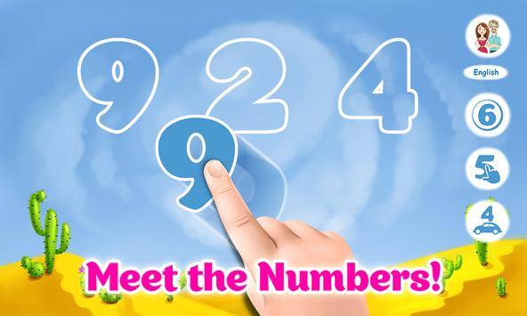 Download Learn Numbers for Toddlers - Kids Educational Game 3.0.8 APK File for Android