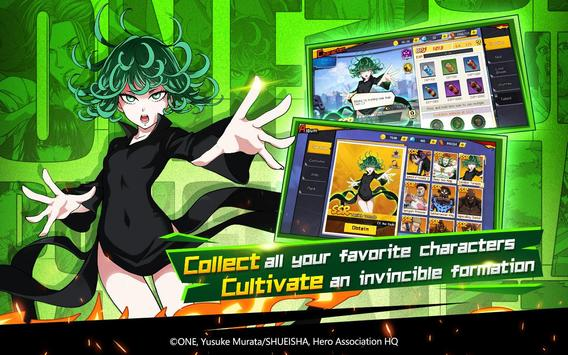 Download ONE PUNCH MAN: The Strongest (Authorized) 1.0.8 APK File for Android