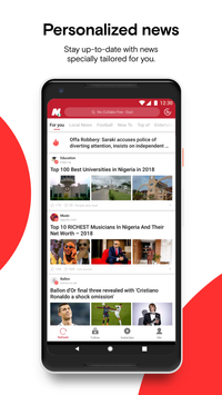 Download Opera News 7.3.2254.146923 APK File for Android