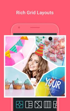 Download PhotoGrid Lite: Photo Collage Maker & Photo Editor 1.08 APK File for Android