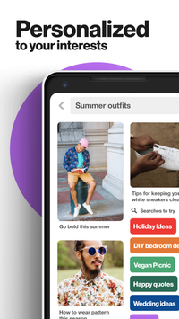 Download Pinterest 8.18.0 APK File for Android