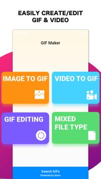 Download GIF Maker, GIF Editor, Photo to GIF, Video to GIF 1.0 APK File for Android