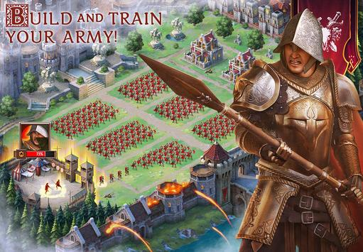 Download Throne: Kingdom at War 4.1.0.524 APK File for Android