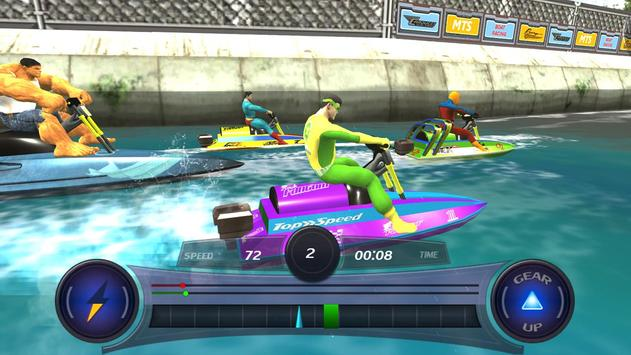 Download Super Hero Boat Racing 1.1 APK File for Android