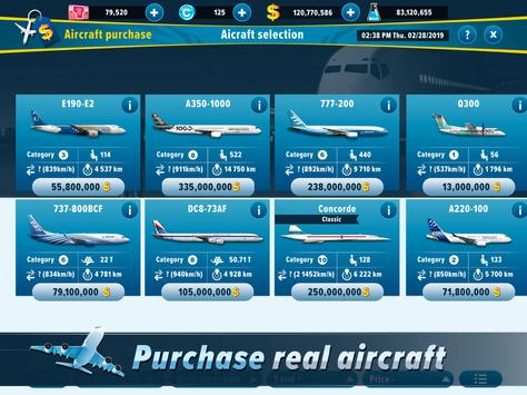 Download Airlines Manager - Tycoon 2018 3.02.3031 APK File for Android
