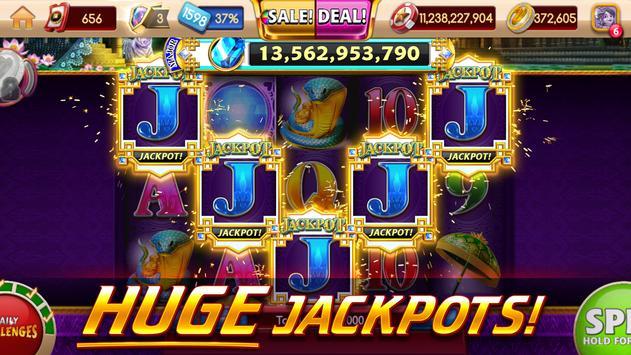 Download my KONAMI Slots - Free Vegas Casino Slot Machines 1.42.1 APK File for Android