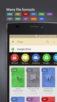 Download eReader Prestigio: Book Reader 6.3.4 APK File for Android