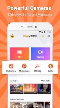 Download Video Editor & Video Maker - VivaVideo 8.1.1 APK File for Android
