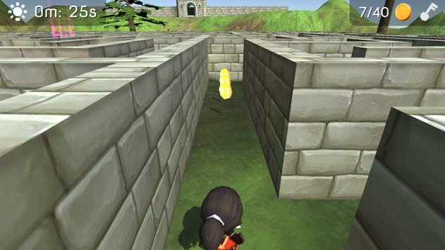 Download 3D Maze (The Labyrinth) 0.33 APK File for Android