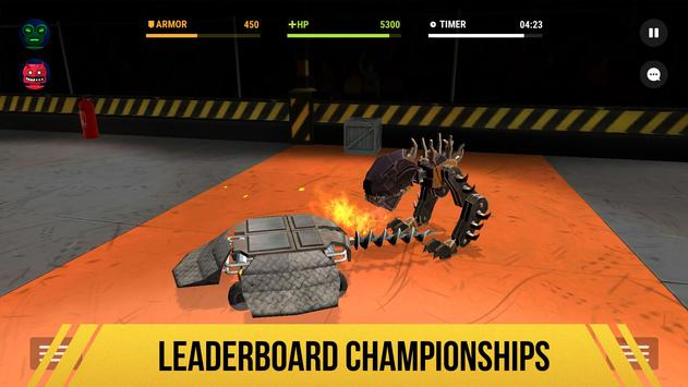 Download Robot Fighting 2 - Minibots 3D 2.3.15 APK File for Android