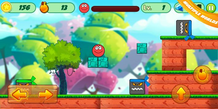 Download Red Adventure Ball _ Jumb Ball 2.1 APK File for Android