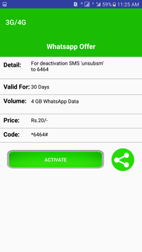 Download All Zong Packages Free 1.0 APK File for Android