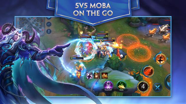Download Heroes Evolved 1.1.57.0 APK File for Android