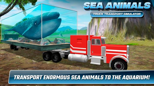 Download Sea Animals Truck Transport Simulator 3.0 APK File for Android
