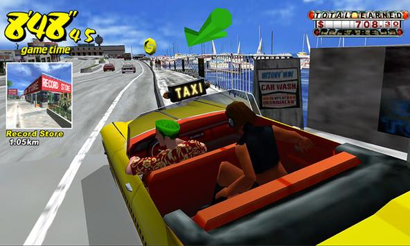 Download Crazy Taxi Classic 3.3 APK File for Android