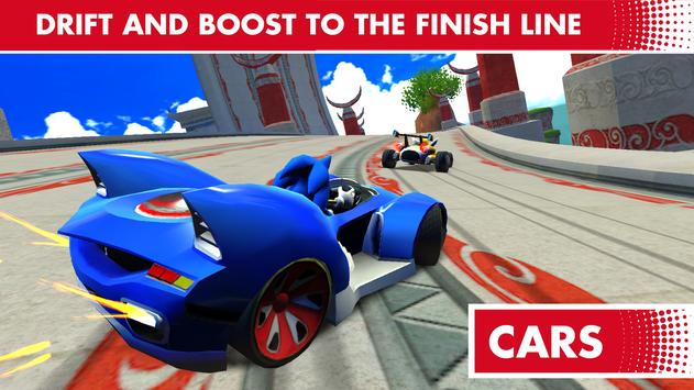 Download Sonic Racing Transformed 545632G2 APK File for Android