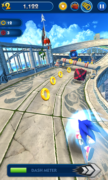 Download Sonic Dash 4.6.0 APK File for Android