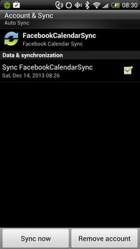 Download Calendar Sync for Facebook 0.10.6 APK File for Android