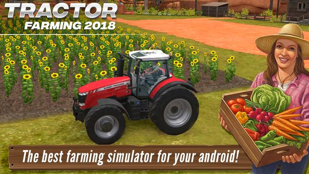 Download Tractor Farming 2018 2.0 APK File for Android