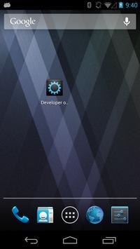 Download Developer Options 1.0.4 APK File for Android