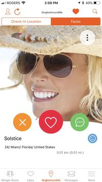 Download SinglesAroundMe - Local Dating - meet byChance 1.11.71 APK File for Android