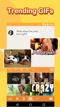 Download Emoji Keyboard - Cute Emoji,GIF, Sticker, Emoticon 2.3.4 APK File for Android