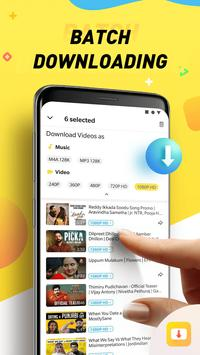Download YouTube Downloader and MP3 Converter Snaptube 5.05.0.5057110 APK File for Android