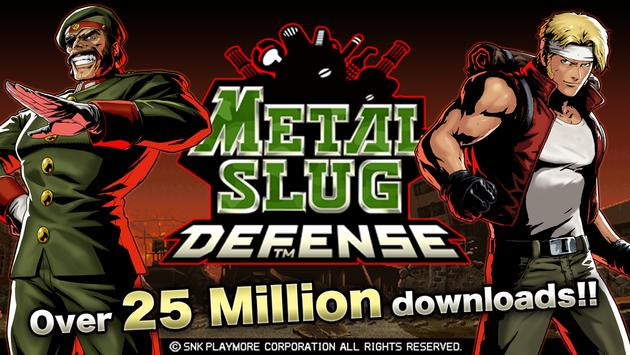 Download METAL SLUG DEFENSE 1.43.0 APK File for Android