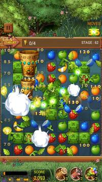 Download Fruits Forest : Rainbow Apple 1.6.2 APK File for Android