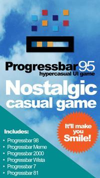 Download Progressbar95 easy, nostalgic hyper-casual game 0.46 APK File for Android