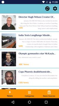 Download Spot News:Latest News , Breaking News & Local News 1.0 APK File for Android