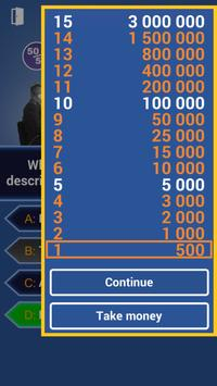 Download Millionaire 2017 - Lucky Quiz Free Game Online 3.9.4 APK File for Android