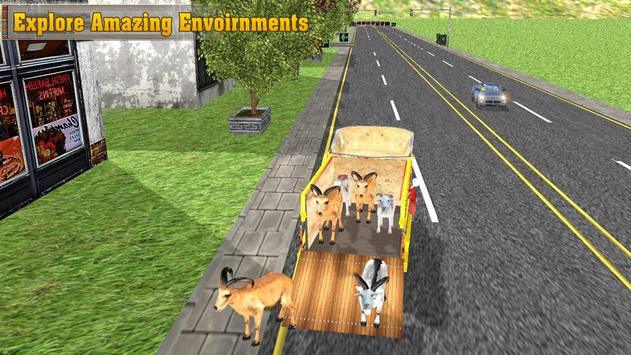 Download Animals Transport Service Games in Cargo Truck 1.1.1 APK File for Android
