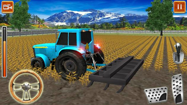 Download Tractor Driving in Farm – Extreme Transport Games 1.0 APK File for Android